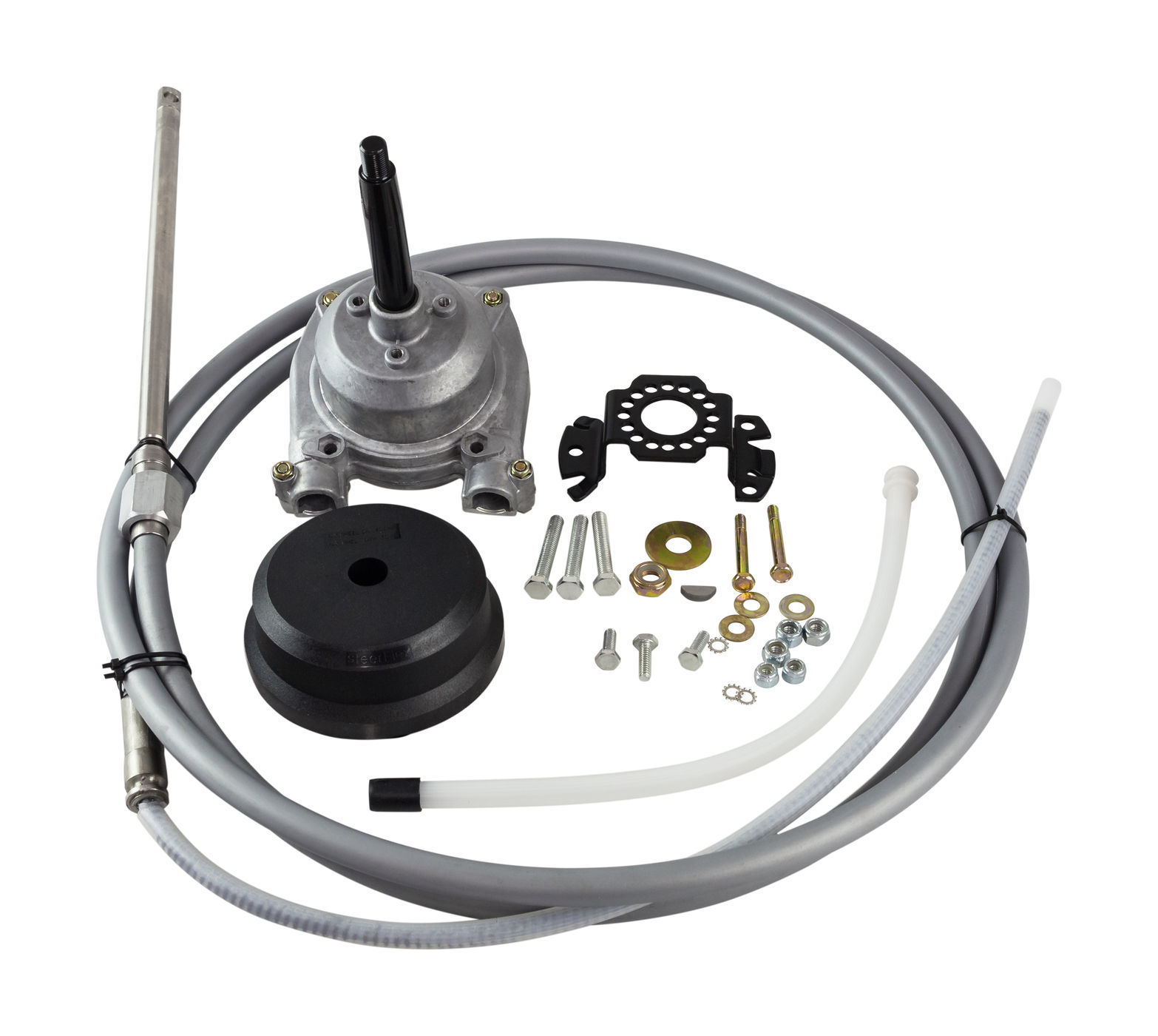 Steering Gear ZTS With Stainless Steel Cable 10 Feet (3,05) 560010