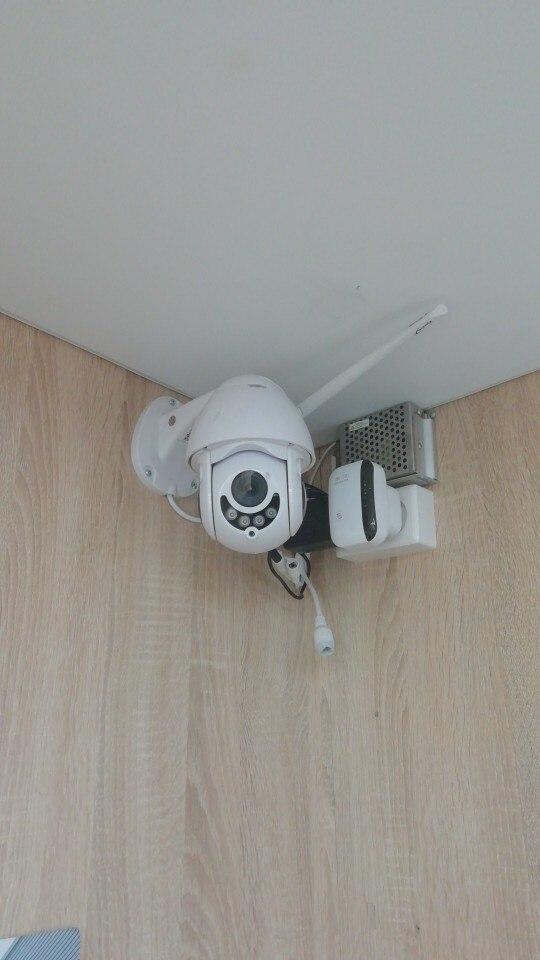 -- Câmera Vigilância Segurança