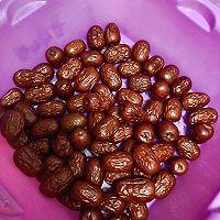 红枣粘团的做法图解1