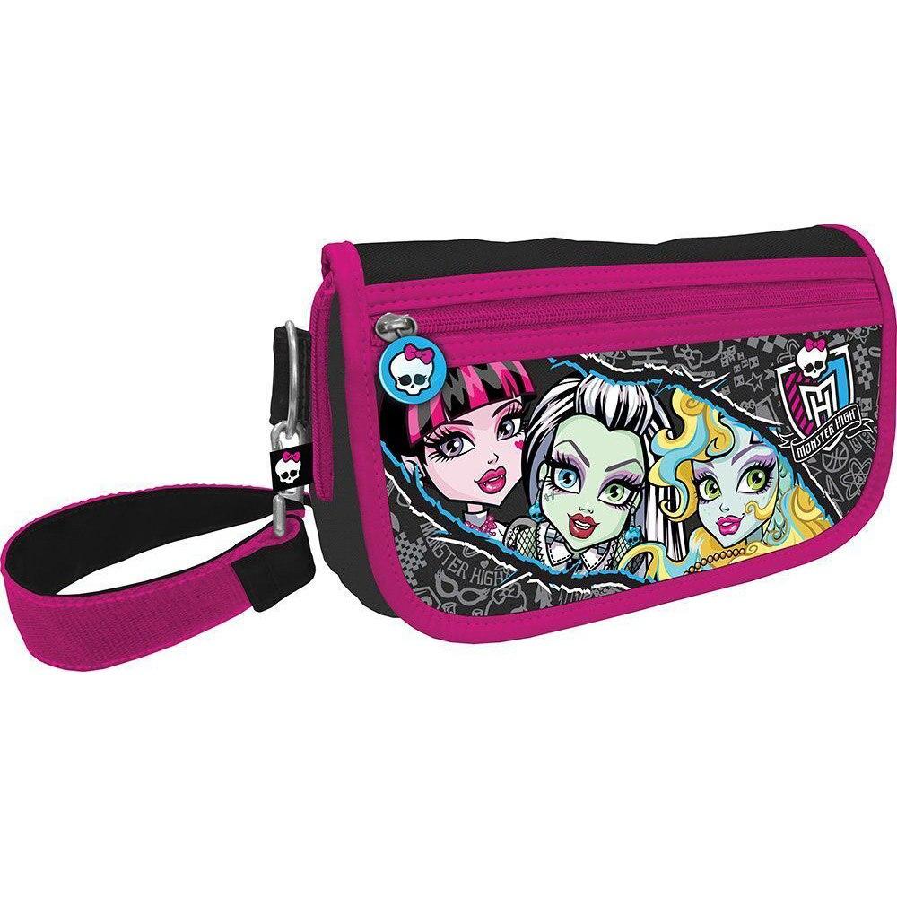 Сумочка для девочки Monster High розовая цена 2017