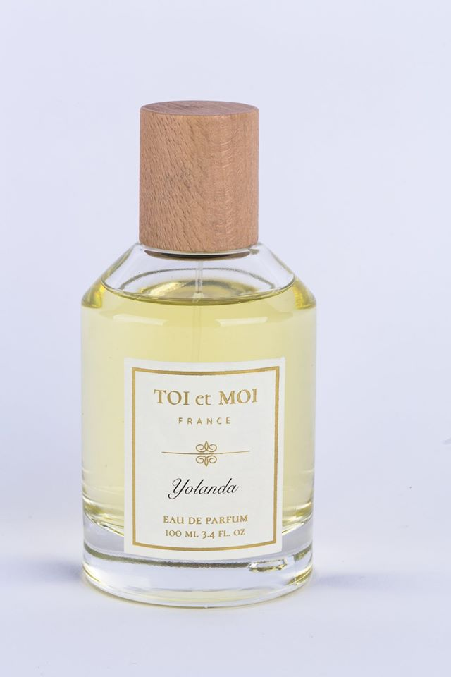 TOI Et MOI Yollanda  Eau De Parfume By TOI Et MOI Parfum For Women 100 ML 3.4 FL. OZ