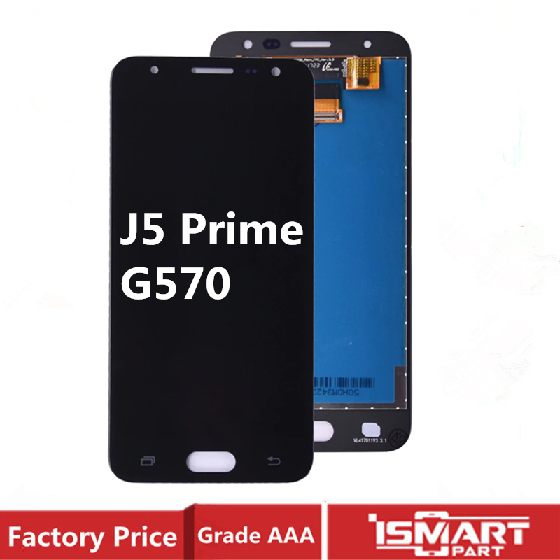 LCD <font><b>Display</b></font> Touch Screen Digitizer Assembly For <font><b>Samsung</b></font> <font><b>GALAXY</b></font> <font><b>J5</b></font> Prime G570F G570 SM-G570F 2016/<font><b>2017</b></font> image