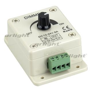 011439 Dimmer LN-X-1CH (12/24 V, 96/192 W) ARLIGHT 1-pc