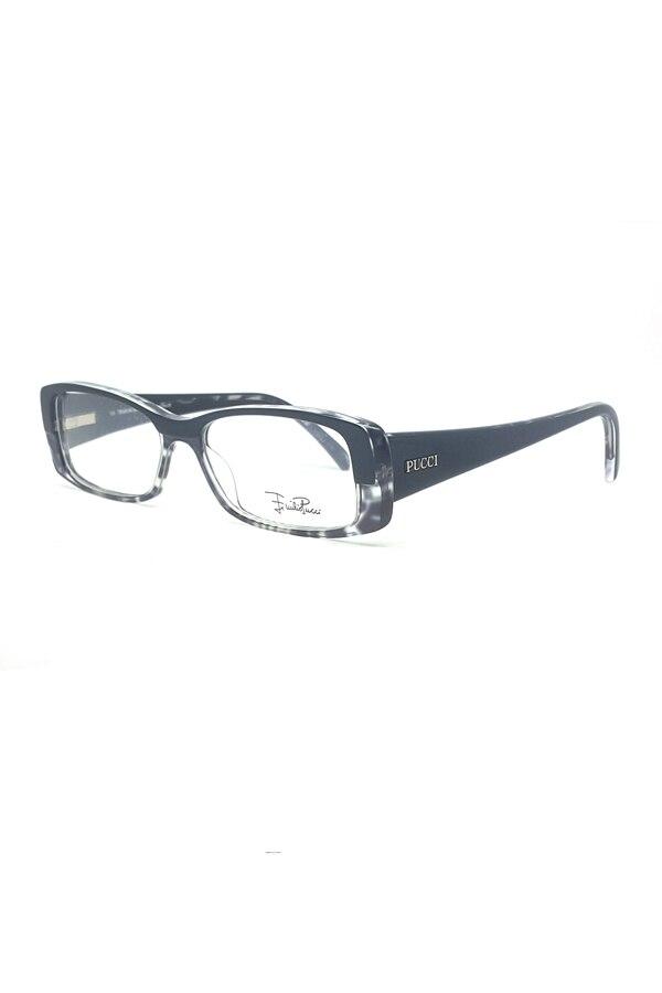 Markamilla Women Reading Glasses Frame Demo Glasses Eyewear Transparent High Quality WomenEmilio Pucci EP 2651 019