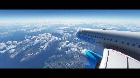 《微软飞行模拟》加入冰雪天气效果 与现实世界保持一致插图(1)