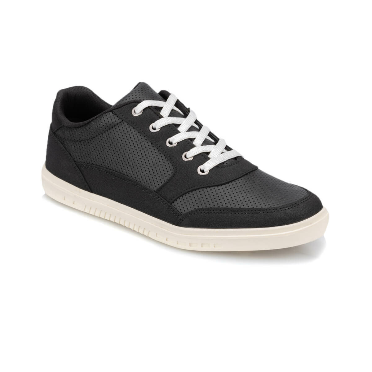 FLO 91.356064.M Black Men 'S Sneaker Shoes Polaris