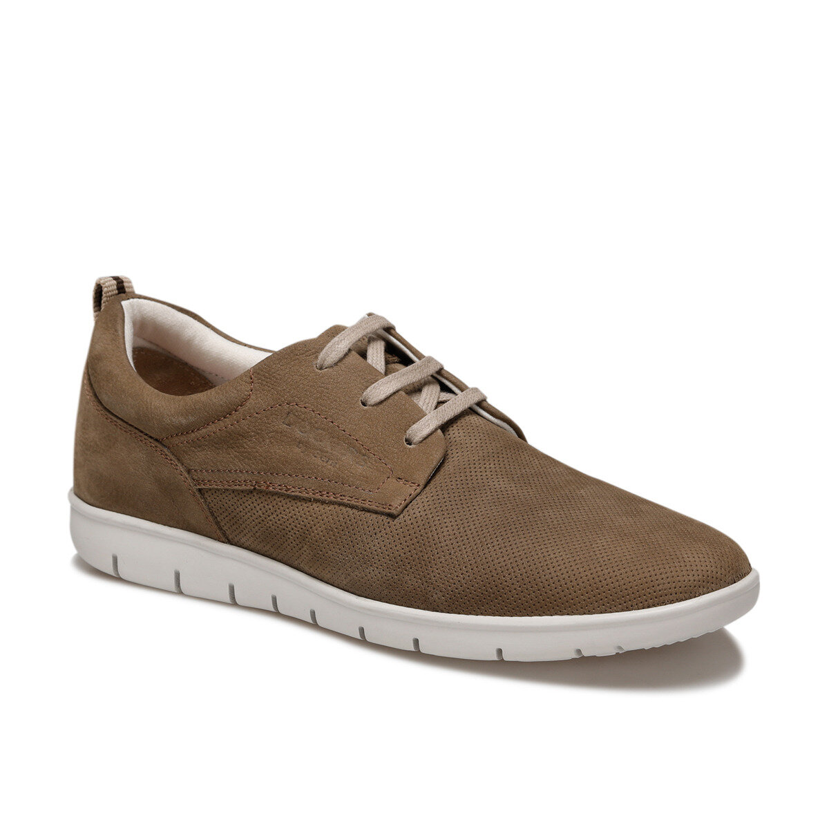 FLO 228210 Sand Color Comfort Shoes By Dockers The Gerle