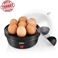 Многофункциональная быстрая электрическая яичная плита  7 яиц  емкость  быстрый бойлер для яиц  отпариватель  автоматическое отключение кух...