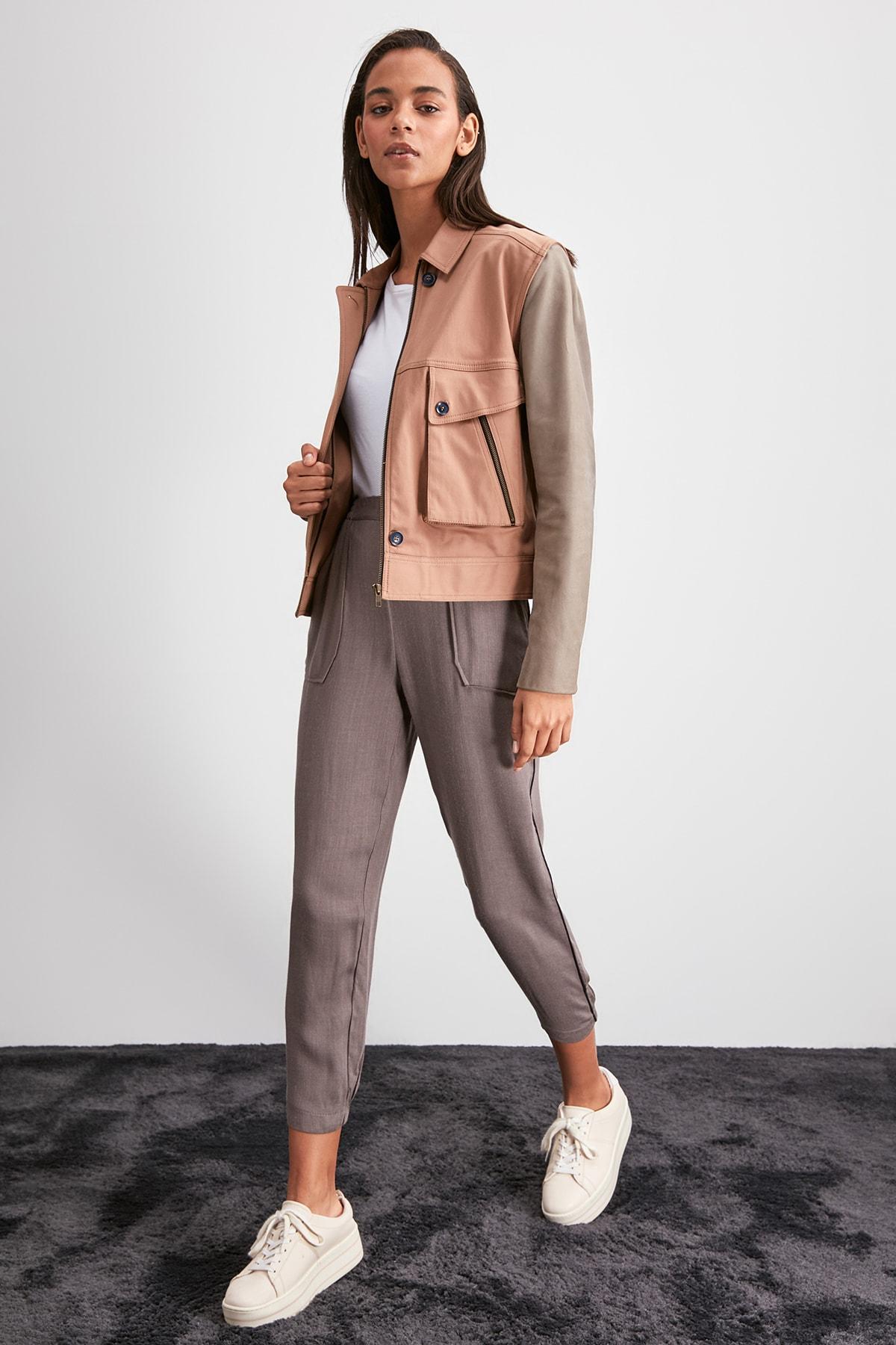 Trendyol Pocket Detail Pants TWOAW20PL0582