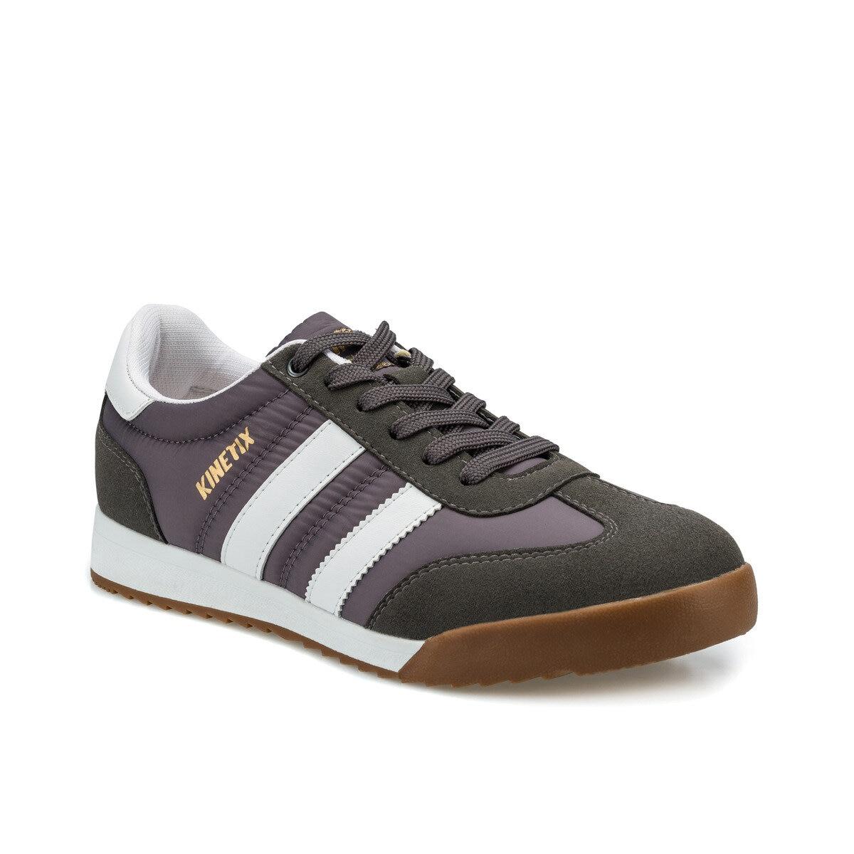 FLO GRAGAS Gray Men 'S Sneaker Shoes KINETIX