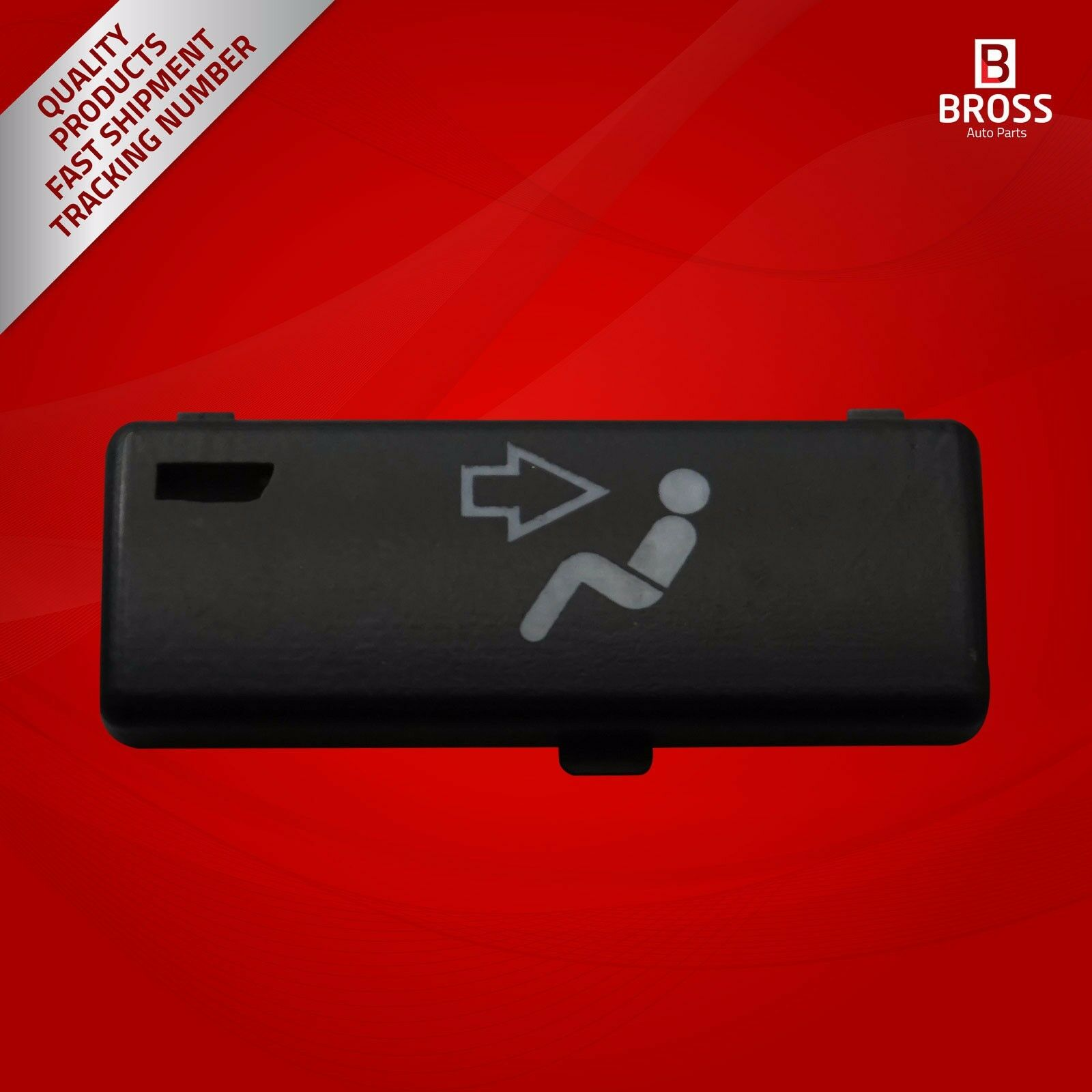BDP88-2 1 Piece Heater Climate Control Air Conditioning Switch Button Cover #2 For 5 Series X5 E53 2000- 2007 E39 1995-2003