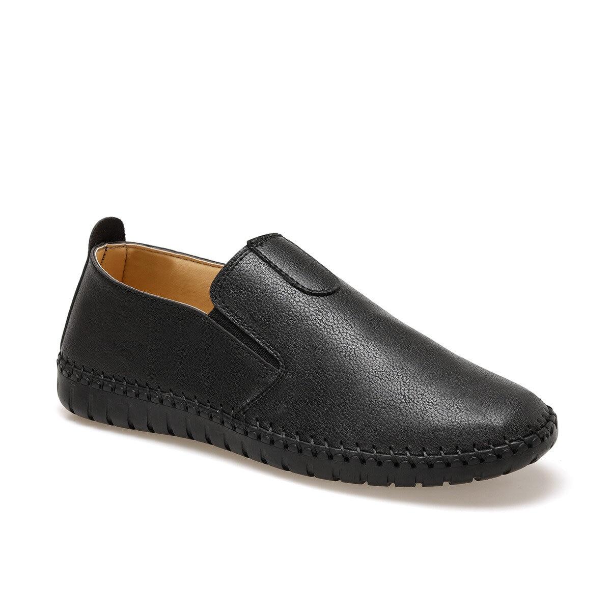 FLO AL-22 Black Men 'S Classic Shoes Flexall