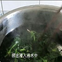 """#美食说出""""新年好""""#菠菜粉丝豆腐汤的做法图解5"""
