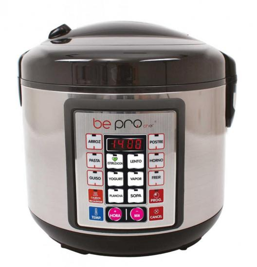 KITCHEN Robot 14 MENUS 5 LITER BEPRO CHEF PREMIER PLUS AVANT