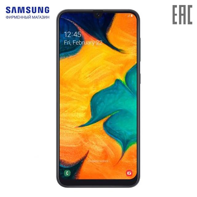 Смартфон Samsung Galaxy A30 32 ГБ