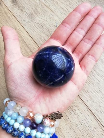 -- Esfera Cristal Quartzo