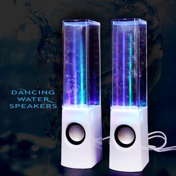 LED Wireless Bluetooth Speaker Dancing Water Speakers Caixa de som PC Music Fountain Altavoz Potente Cassa Subwoofer Speaker