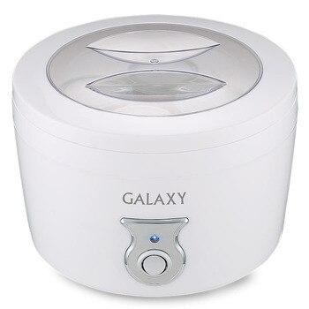 Yogur de Galaxy GL 2695 (20W volumen en 0.4l Prod. 4 de Contenedores con techos.)