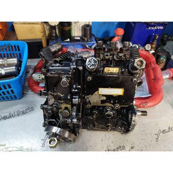 Dla Yanmar 3D84 3D84-3 pompa wtryskowa tanie i dobre opinie Głowica cylindra 3 cylindry 2020 Made in genuine Fuel injection pump