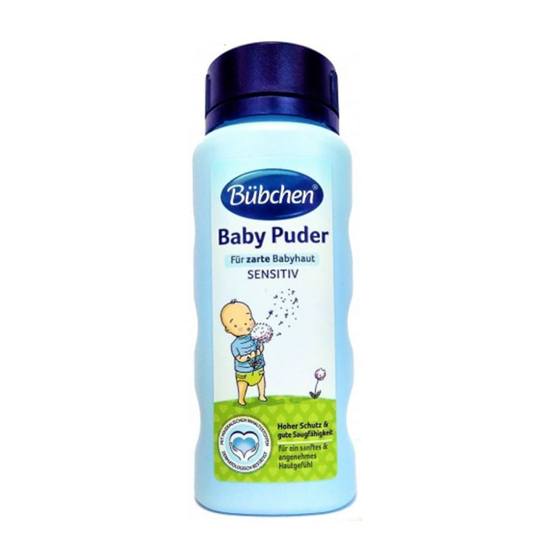 Bubchen Anti Damp Baby Powder 100 Gr