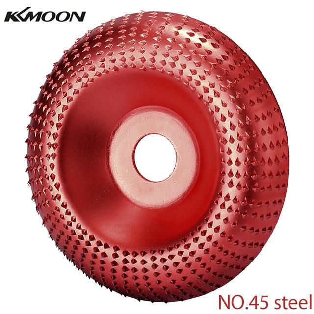 Herramienta de tallado de rueda de lijado en ángulo de madera de 85/100mm, disco abrasivo, amoladora angular, revestimiento de carburo de tungsteno, forma de agujero
