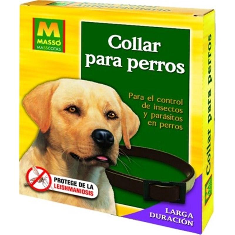 COLLAR dog anti-parasitic MASSO ...