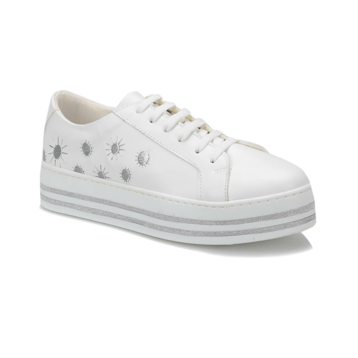 FLO 19S-151 White Women 'S Sneaker Shoes BUTIGO