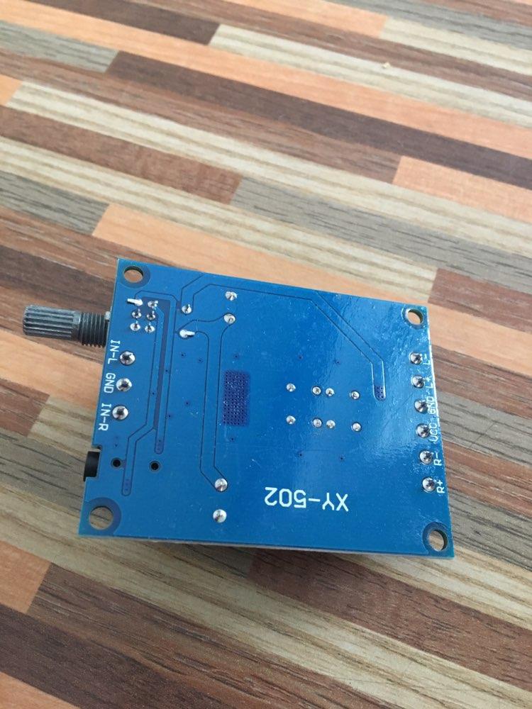 Amplificador Digital 4.5-27 Classe