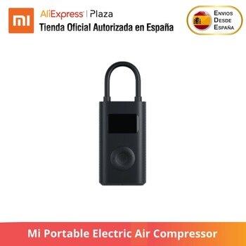 Xiaomi-Bomba de aire portátil Mi, compresor digital, detector de presión de neumáticos, bomba de inflado eléctrico