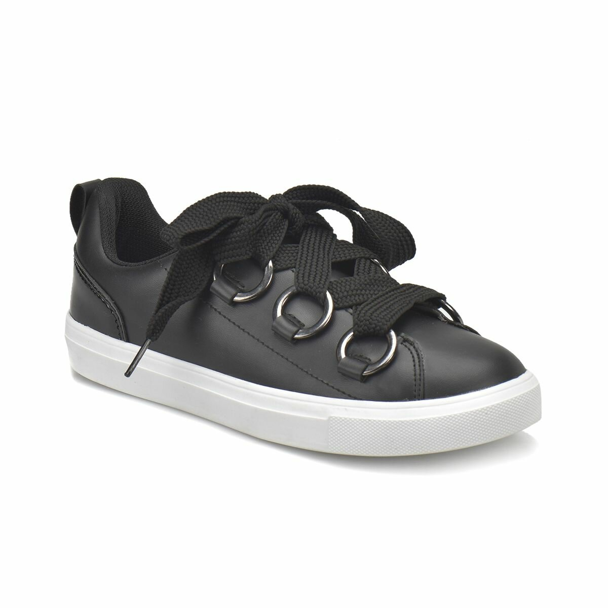 FLO CS18097 Black Women 'S Sneaker Shoes Art Bella