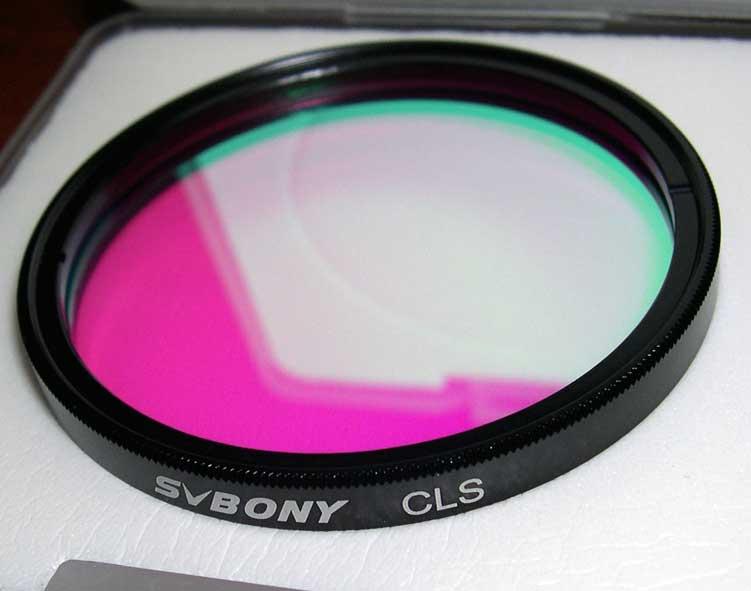 -- Svbony Filtro Telescópio