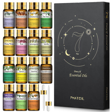 Diffuser Oils Essential-Oil Mint-Lavender Tea-Tree-Oil Vanilla Rose Eucalyptus Natural-Plant-Aroma