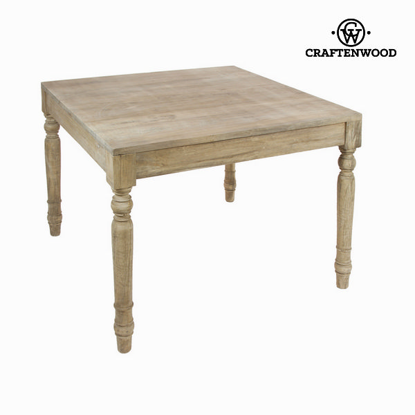 Dining Table Craftenwood (100 X 100 X 77 Cm) - Poetic Collection