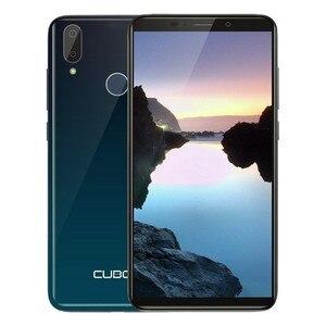 Смартфон Cubot J7, 4 ядра, экран 5,7 дюйма, 2 Гб + 16 Гб
