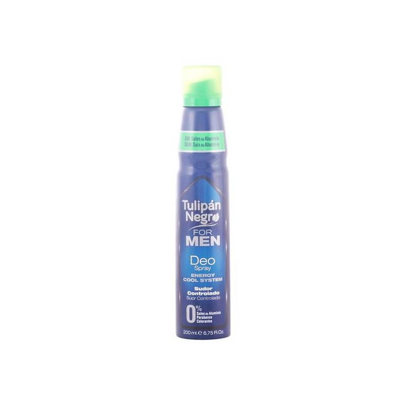 Deodorant Spray For Men Black Tulip (200 Ml)