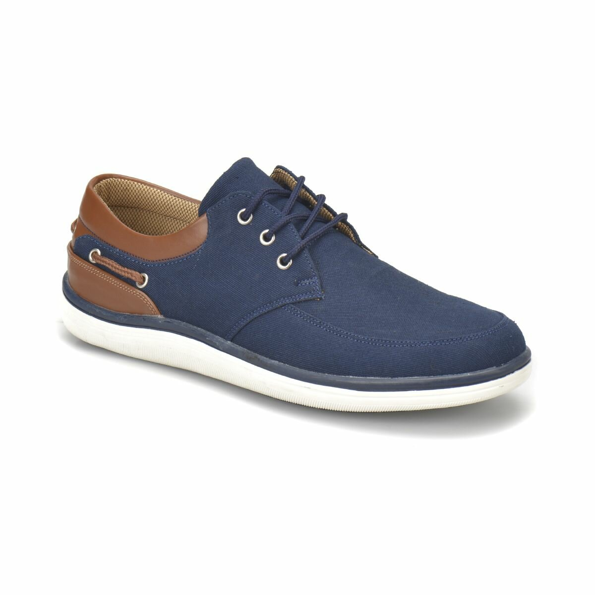 FLO LG-02 Navy Blue Men 'S Shoes Oxide