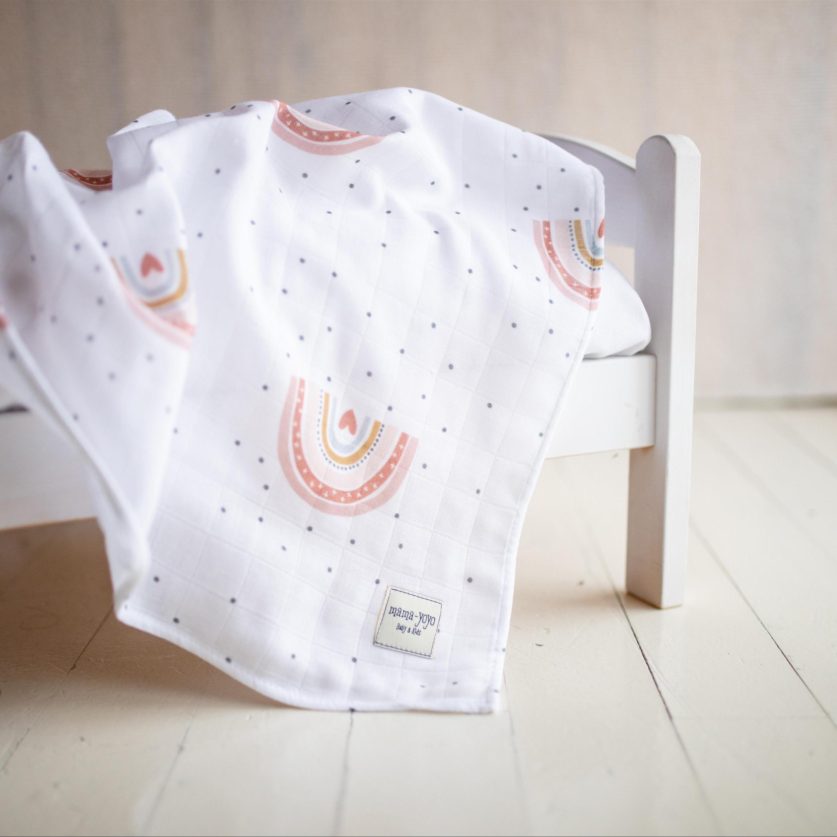 100x100cm organico cobertor de musselina 100 algodao bebe macio recem nascido cobertor toalha de banho bebe