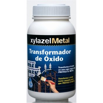 PINTURA MET TRANSFORMADOR 250 ML NE OXIDO EXT. XYLAZEL