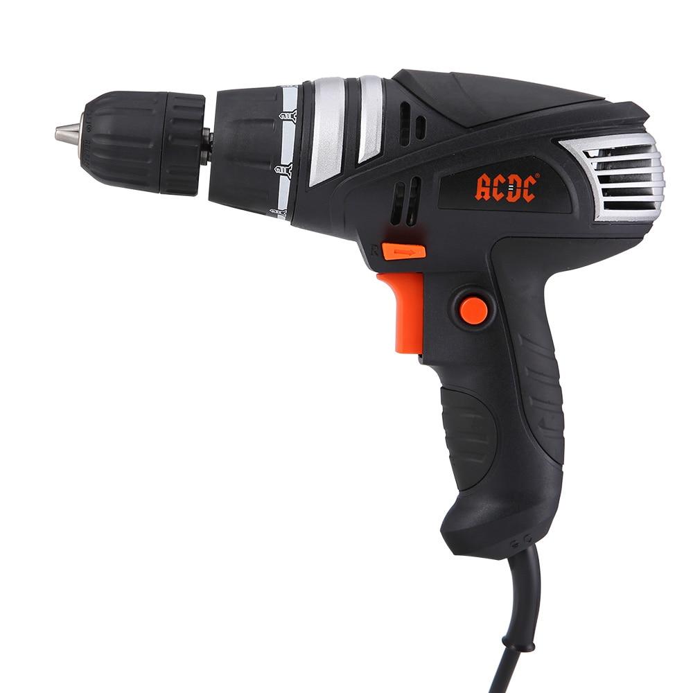 Drill-screwdriver ACDC TD-550 T0011 5m Network Screwdriver