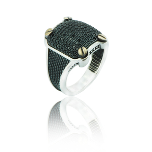 925 серебряные османские кольца для мужчин Pve Dirilis Ertugrul Kayi кольцо для мужчин Оригинальное Горячее предложение античный узор серебряные ювели...
