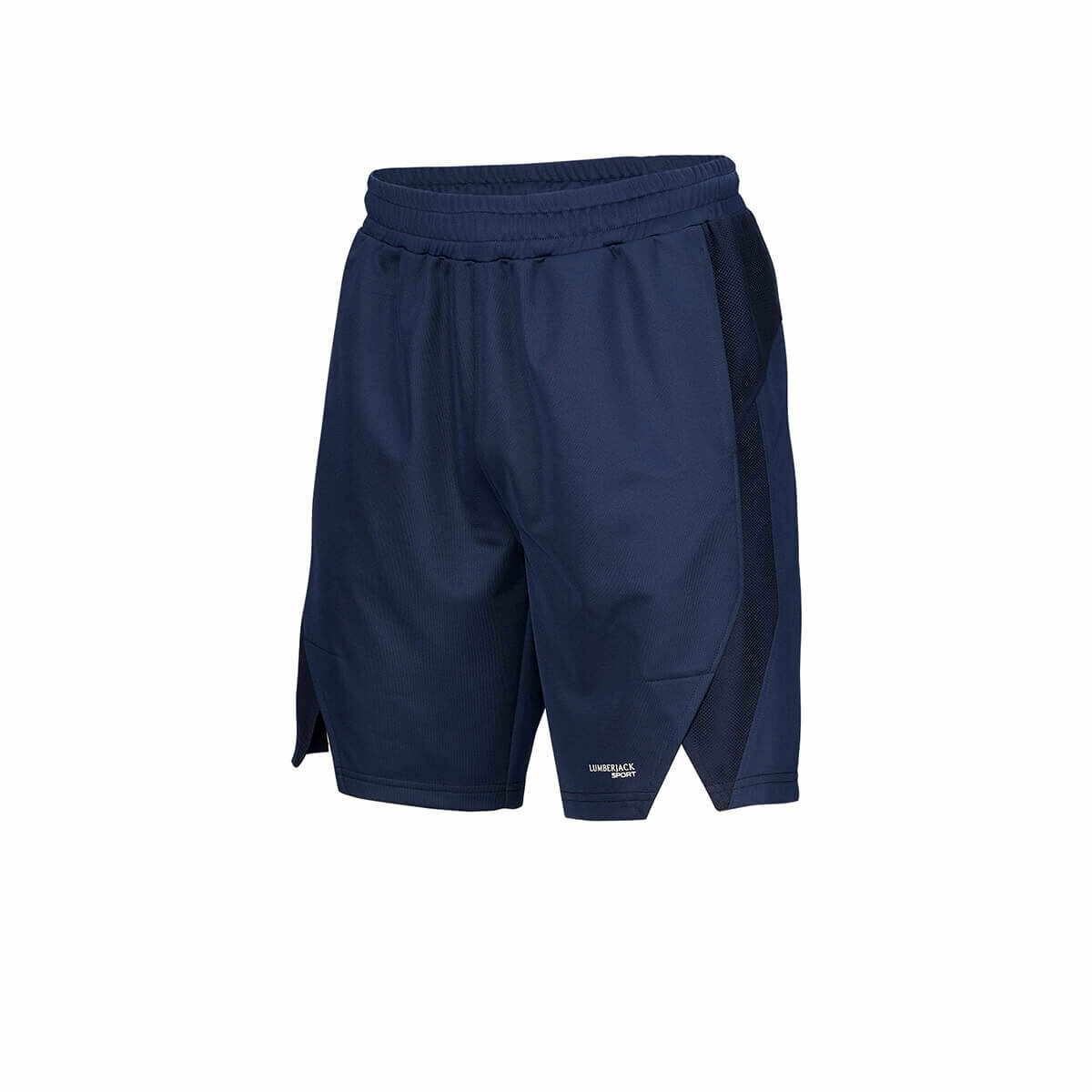 FLO MANSON SHORT Navy Blue Men 'S Shorts LUMBERJACK