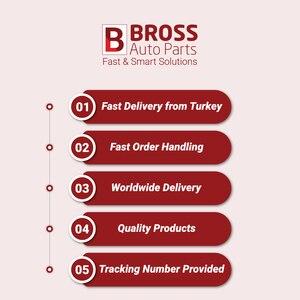 Image 4 - Bross Auto Parts BSR534Sunroofซีลปะเก็นยางสำหรับMercedes 108 W, 109 W, 114 W, 115 W, 116 W, 123 W, 126 W, 140 W