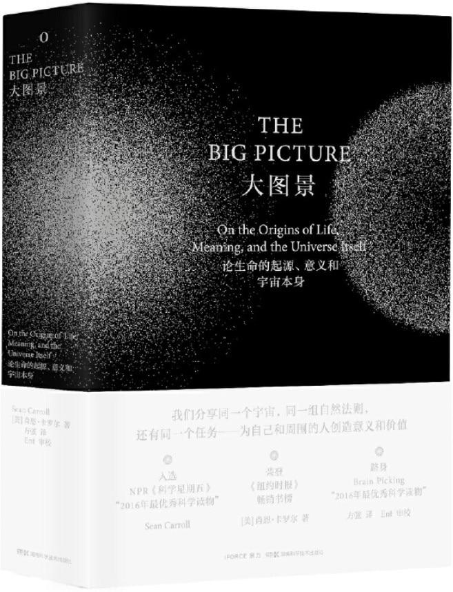 《大图景:论生命的起源、意义和宇宙本身》肖恩·卡罗尔【文字版_PDF电子书_下载】