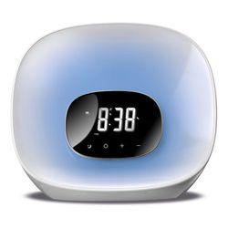 Clock-Radio Daewoo DCR-470 LED White