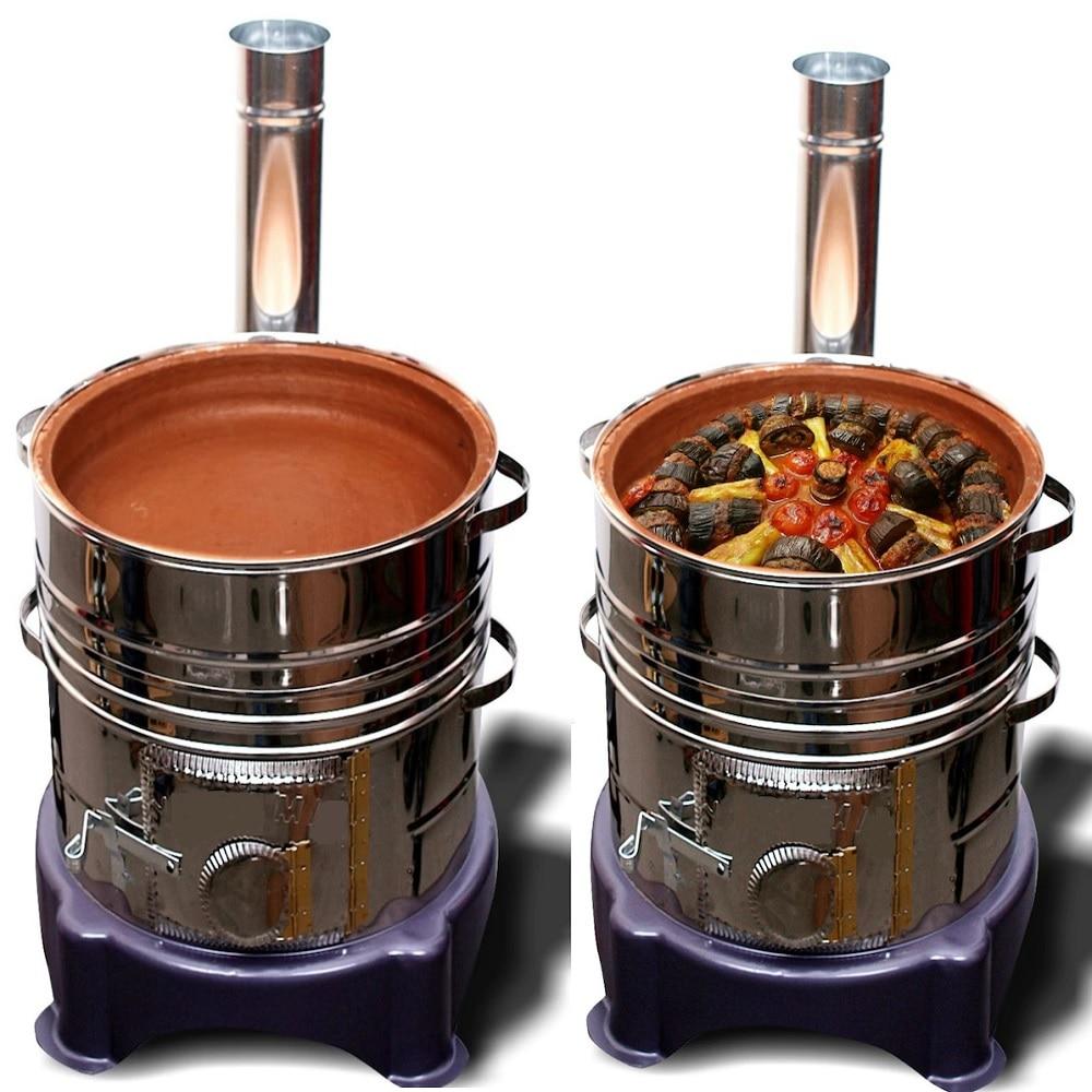 Tandoori Tandoor Clay Oven Grill ...