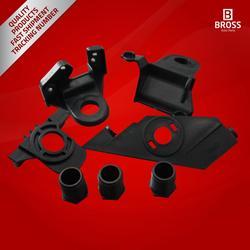 Bross BHL505 Headlight Headlamp Housing Repair Kit Left Side: 3AA998225 for Passat 2011-2014
