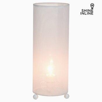 Schreibtisch Lampe Material Cellulose Blanco Durch Glanz Inline
