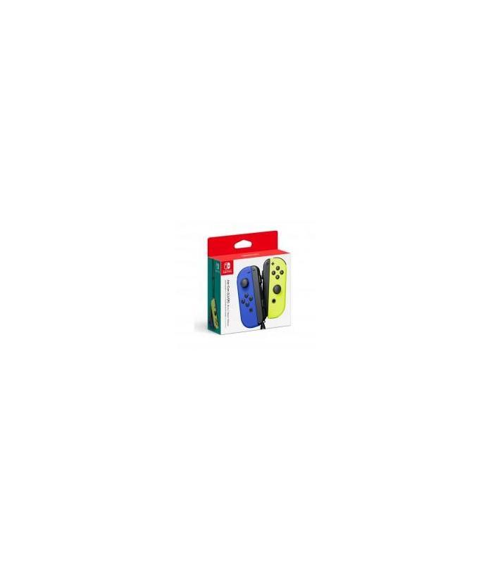 Joy-avec (ensemble gauche/droite) bleu/jaune accessoires Consoles néon Nintendo Nintendo Switch