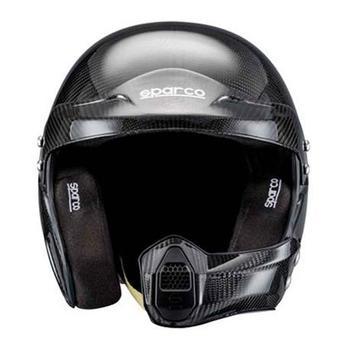 Sparco Motorcycle Helmet Sky Rj-7I Carbon FIA TG. M L Black