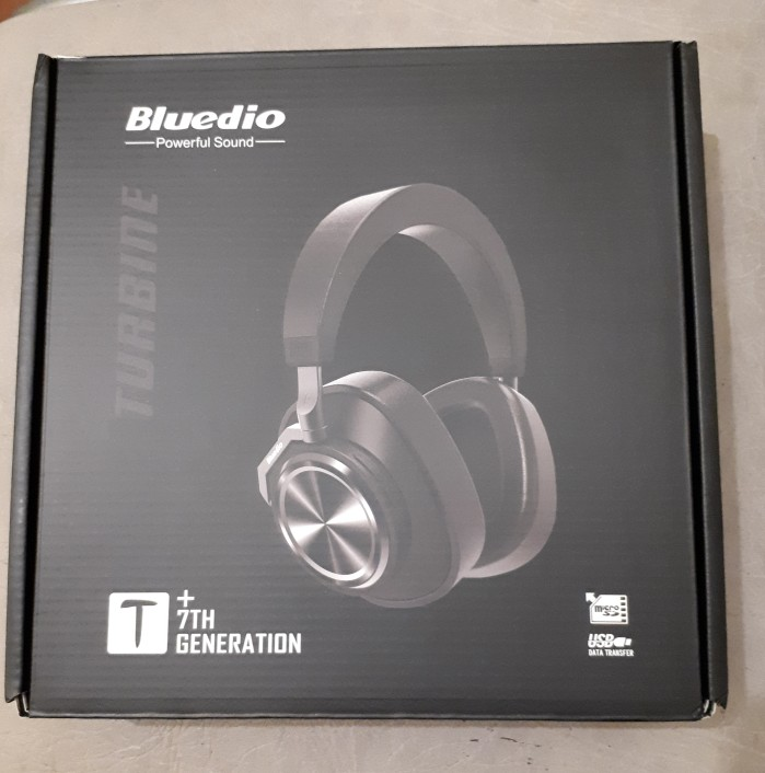 Bluedio T7 Plus Bluetooth Headphones User defined Active Noise Cancelling Wireless Headset for phones support SD card slot|Phone Earphones & Headphones|   - AliExpress